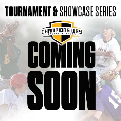 CWSA Tournament & Showcase Coming Soon